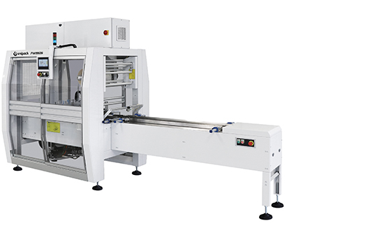 Automatic flow pack machines