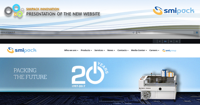 20th anniversay and new web site
